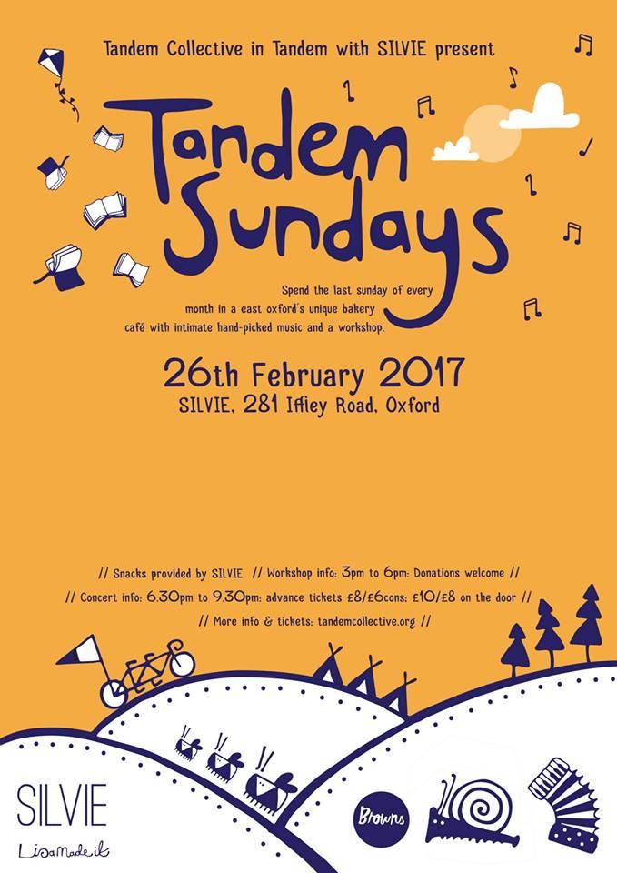 Tandem Sunday 2